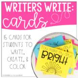 Writers Write Cards Center