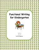 Writing 5 Functional Writing Topics