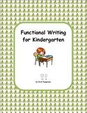 Writing 5 Functional Writing Topics