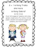 Writing, 6+1 Writing Traits, lesson plan, printables, stud