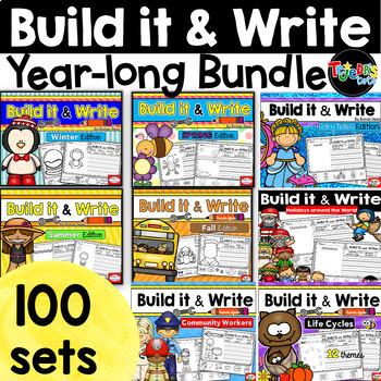 Writing Activities: Build it & Write
