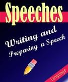Writing A Speech Public Speaking PDF File