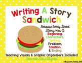 Writing A Story Sandwich