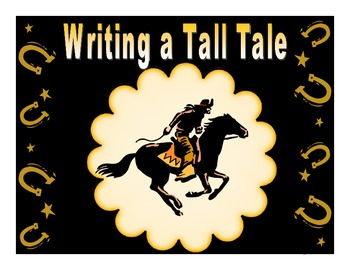Writing A Tall Tale