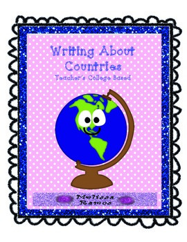Writing About Countries Lesson Objectives