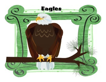 Writing About Eagles