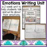 Writing About Emotions (a 2 week unit)