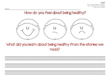 Writing About Healthy Bodies