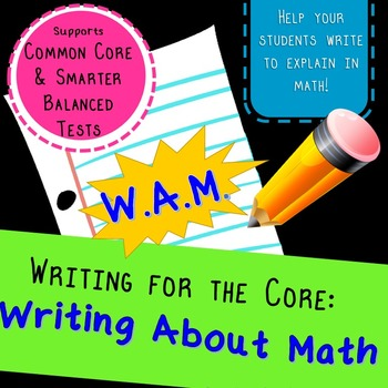 Writing About Math