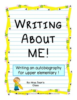 Writing About Me! - A Complete Autobiography