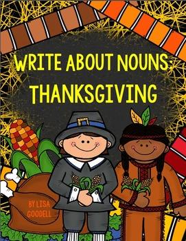Write About Nouns: THANKSGIVING