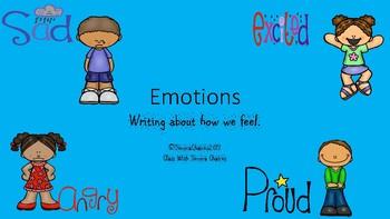 Emotions Spanish & English