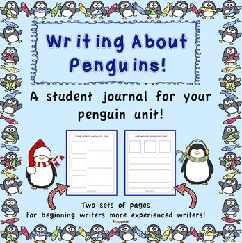 Writing About Penguins!