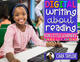 Writing About Reading ~ Book Reports for Little Learners (