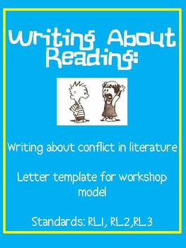 Writing About Reading: Conflict