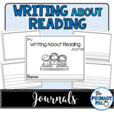 Writing About Reading Journals