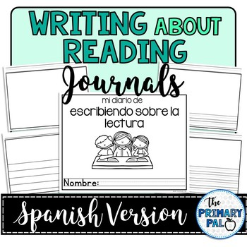 Writing About Reading Journals in Spanish