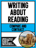 Text Based Writing: African and Asian Elephants