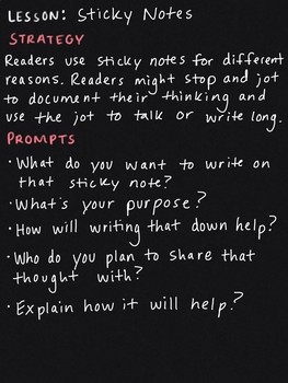 Writing About Reading Toolkit