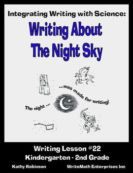 Writing About The Night Sky - 5 Days of Complete Writing Workshops