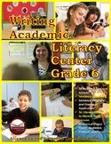Writing Academic Literacy Center Grade 6