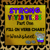 Strong, Vivid Verbs, Part 1
