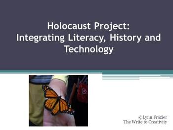 Writing Across the Content Area: The Holocaust