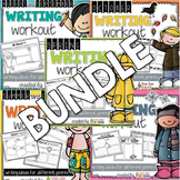 Writing Activities Bundle