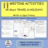 Fun Writing Activities: Favorite Destinations