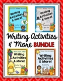 Writing Activities Through the Year BUNDLE