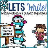 Writing Activities - Winter Themed