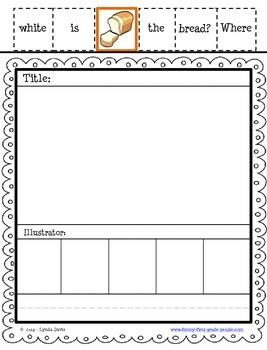 Writing Sentences Worksheets - Set 3