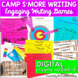 Writing Activities for Middle School - A Fun Camp S'More Writing Experience