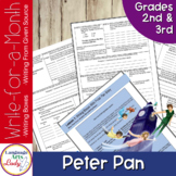 Writing Activities for a Month   Peter Pan Level I
