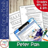 Writing Activities for a Month   Peter Pan Level II