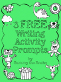 Writing Activity Prompts