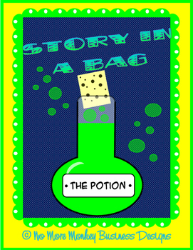 Writing Activity: Story in a Bag-Magic Potion
