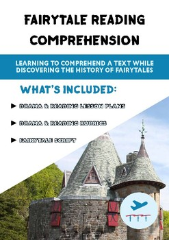 Writing Activity - Where Did Fairytales Come From?