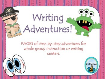 Narrative Writing with Prompts and Posters