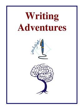Writing Adventures - Creative Writing Activities