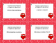 Writing Algebraic Expressions Task Cards-Christmas Owls- CCS: 6.EE.2a