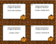 Writing Algebraic Expressions Task Cards-Fall Theme- CCS: 6.EE.2a