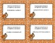 Writing Algebraic Expressions Task Cards-Thanksgiving Theme- CCS: 6.EE.2a
