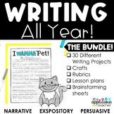 Writing All Year-BUNDLE