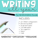 Writing All Year-BUNDLE