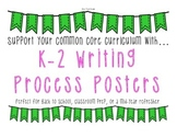K-2 Writing Process Posters