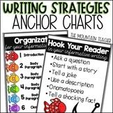 Second Grade Writing Anchor Charts Bulletin Board Set