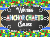 Writing Anchor Charts Galore {Over 30 Writing Anchor Charts}