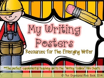 Writing Posters (Strategies for the Emerging Writer)