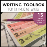 Writing Posters - Mini Set (Strategies for the Emerging Writer)